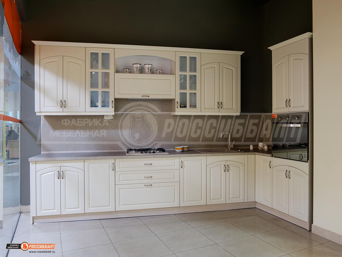 Угловая кухня «Мидия» программы «Престиж»